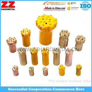 Drilling Button Bits for Rock pictures & photos