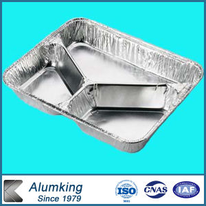 3003 Aluminium Foil for Food Container pictures & photos