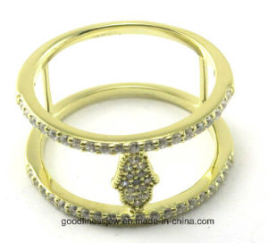 Wholesale Lowest Price Christmas Gift 925 Sterling Silver Fashion Rings R10213 pictures & photos