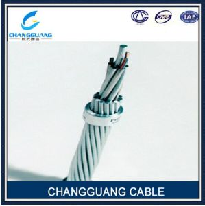 Opgw Central Aluminium Tube Cable with Double Stranded Layers pictures & photos