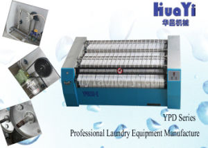 Commercial Cloth Sheet Ironing Machine with Variable Frequency pictures & photos