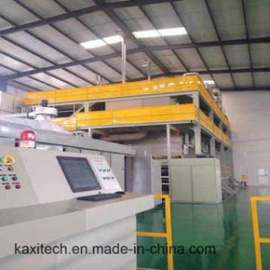 2400SMMS PP Spunbond Nonwoven Fabric Machine pictures & photos