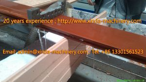 WPC Profile Production Line Machinery