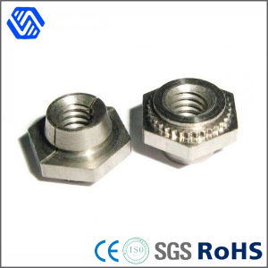 Carbon Steel Zinc Plated Forklift Nut Hub Wheel Nuts pictures & photos