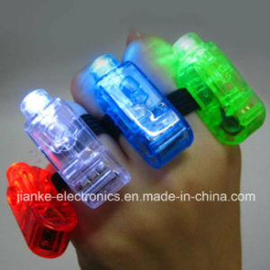 Most Popular LED Colorful Laser Fingers with Logo Imprint (4012) pictures & photos