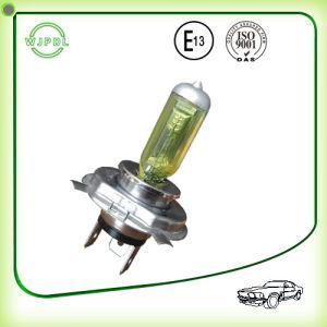 Headlight H4 12V Yellow Halogen Lamp/Light pictures & photos