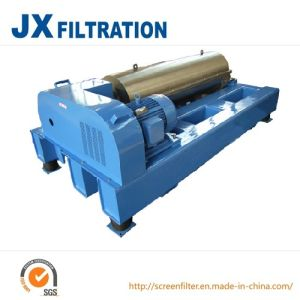 Horizontal Decanter Centrifuge for Solid-Liquid separation pictures & photos