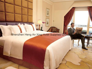 Cotton Bedsheet Holiday Inn Hotel Bedding Set