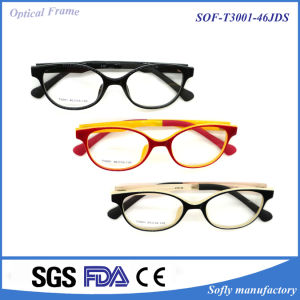 Tr90 Eyeglasses Children Optical Frames Kid′s Eyewear pictures & photos