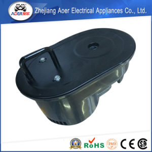 Single Phase Asynchronous 700W AC Electric Drive Motor with Belt Made in China pictures & photos