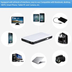 Product Android LED Mini Home Theater Projector with WiFi pictures & photos