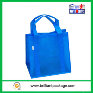 Blue Shopping Bag Handy to Carry Around pictures & photos