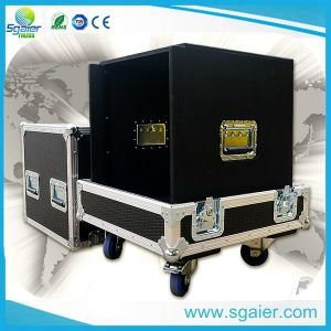 Turntable Coffin Case Mixer DJ Flight Case pictures & photos