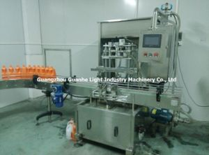 Automatic Concentrated Juice Filling Machine with Rotor-Pump Filling pictures & photos