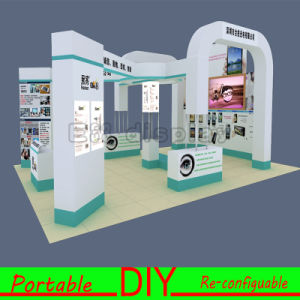 Portable Aluminum Standard Exhibition Booth pictures & photos
