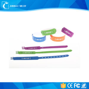 RFID Wristbands with OEM/ODM Options pictures & photos