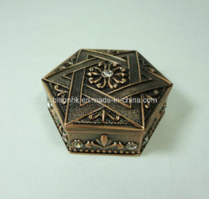 Customized Metal Jewelry Packing Box/Jewelry Set Box pictures & photos