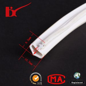 Auto Windshield Rubber Extruded PVC Trim Made in China pictures & photos