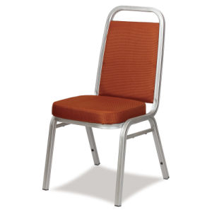 Hotel Stacking Steel Banquet Chair pictures & photos
