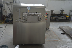 Industrial Use High Pressure Fruit Pulp Homogenization Machine pictures & photos