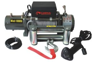 Resist Ce Approved 10, 000lb Winch for 4X4 Trunk pictures & photos