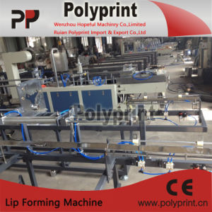 Automatic Plastic Lid Thermoforming Making Machine (PPBG-350) pictures & photos