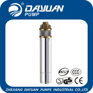 Submersible Deep Well Pump (4SOM50) pictures & photos