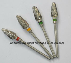 Dental Instruments CNC Carbide Burs/Carbide Cutters pictures & photos