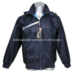 Fashion Nylon Windbreaker Softshell Jacket pictures & photos