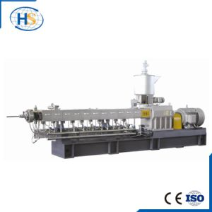 CE&ISO PE+80%CaCO3 Tse-75b Twin Screw Extruder for Filling Nature-Changing pictures & photos