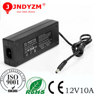 Universal High Power 12V 12.5A AC/DC Charger LED Power Adapter