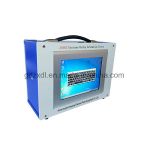 Intelligent Computer control Transformer Winding Deformation Tester pictures & photos