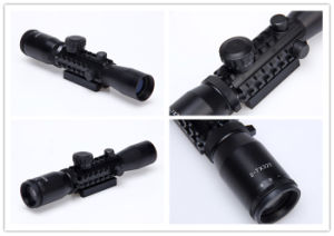 Military 2-7X32e Range Finding Ereticle Relief Hunting Scope Telescope pictures & photos