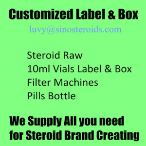 Nature Steroid Powder Tren Steroid for Muscle Building Tren Enanthate pictures & photos