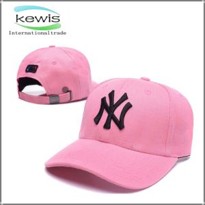 Promotional Gift Cotton Plain Baseball Cap with Different Logo pictures & photos