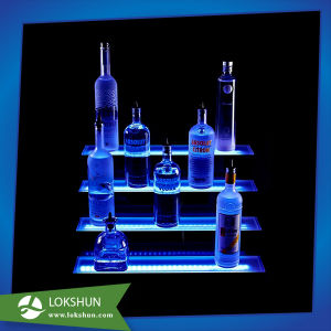 2-Tier LED Acrylic Champagne Display Holder pictures & photos