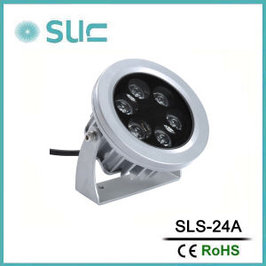 Single Color 12W Outdoor LED Spotlight pictures & photos
