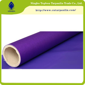 PVC Waterproof Tarpaulin for Tent or Roof Cover Tb021 pictures & photos