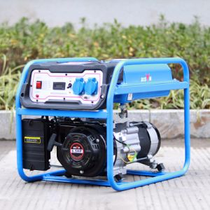 Bison (China) BS2500e Ce Approved Household High Quality Gasoline Generator pictures & photos