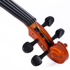 Plywood Violin (GV101) -Cheapest Violin Outfit pictures & photos