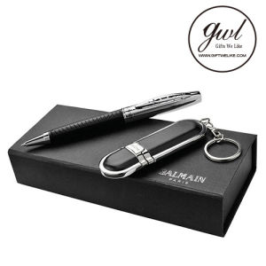 2018 Business Gifts Set USB Personalised Pen Gift pictures & photos