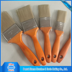 American Style Flat Paint Brush with Wooden Handle pictures & photos