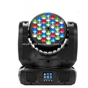 36X3w RGBW Mini LED Beam Moving Head Light pictures & photos