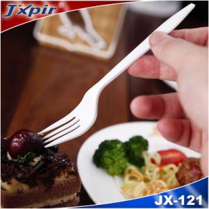 Cheap Plastic Cutlery PP Medium Weight Plastic Cutlery pictures & photos