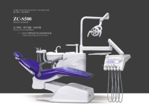 Hot Selling Intergal Dental Unit with Ce Approval (Zc-S500) pictures & photos
