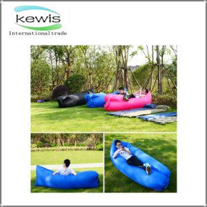 240*70cm Double Mouth Inflatable Gift Sofa Bed pictures & photos