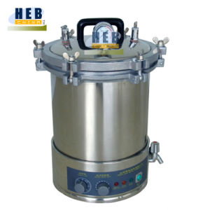 YXQ-LS-18SI Vertical Sterilizer pictures & photos