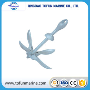 Hot DIP Galvanized Grapnel Anchor (TFGA06015) pictures & photos