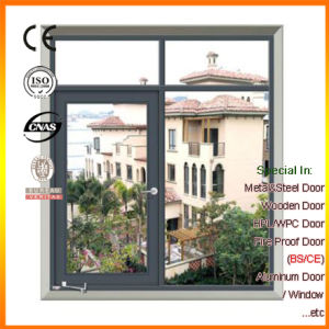 Four-Pane Steel Fire-Rated Casement Window pictures & photos