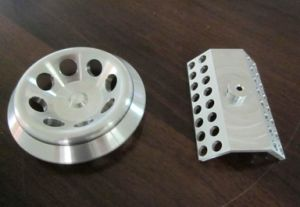 CNC Metal Parts, Spray-Finishing pictures & photos